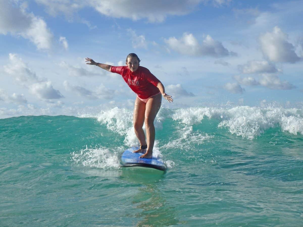 surf school noosa