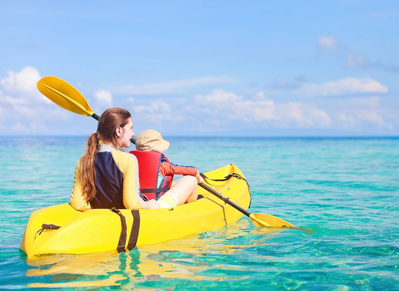 Become a Paddling Pro in 4 Easy Steps