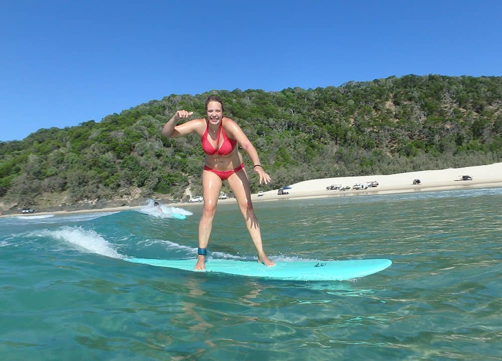 How to prepare for your next surf holiday to Double Island Point!