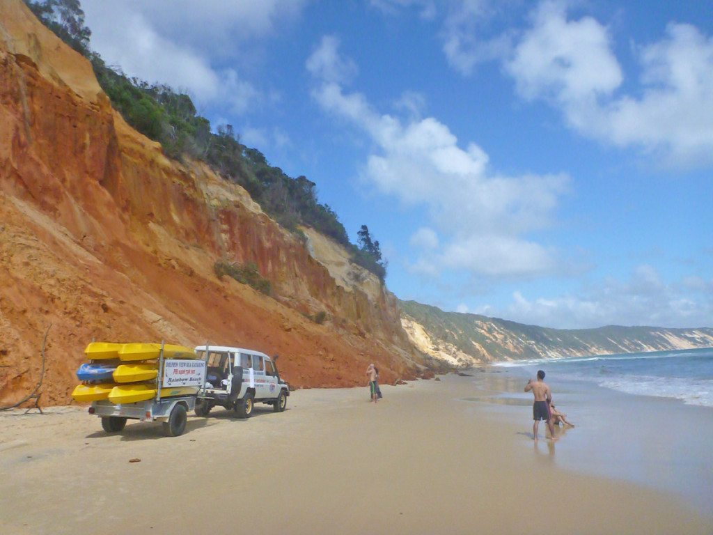 rainbow beach tours